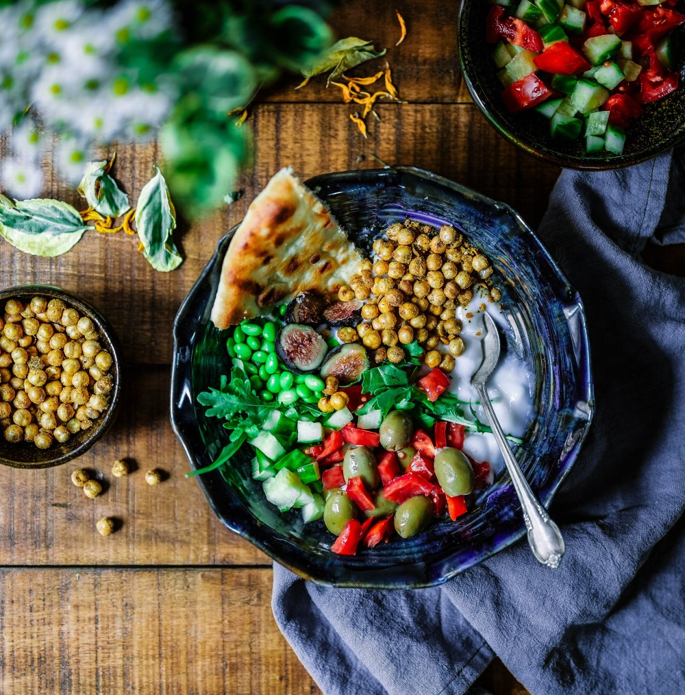 Frokost sund salat